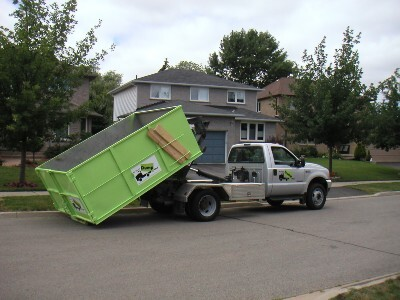 Truck and Dumpster Rental On Street